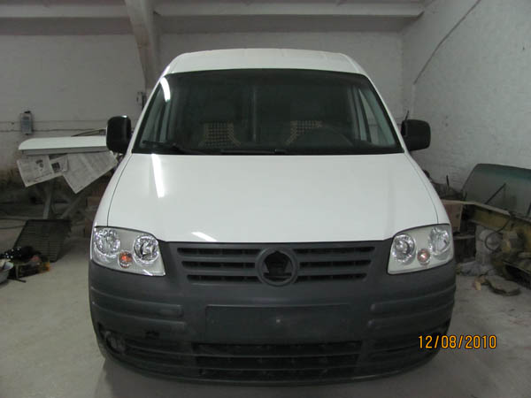 Ремонт Volkswagen Caddy в Кременчуге